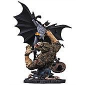 DC Collectables Batman Killer and Croc Statue