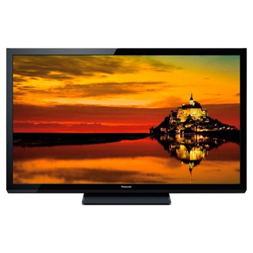 Panasonic TX-P42X60B 42 Inch HD Ready 720p Plasma TV With Freeview HD