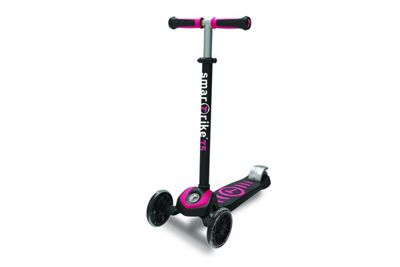 SmarTrike T5 Scooter Pink Two Stages Ages 3-8 Years