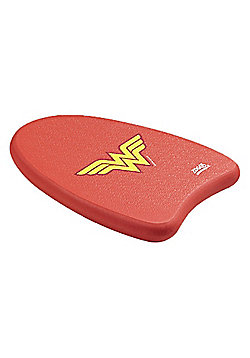 Zoggs Wonder Woman Kickboard Red/Yellow