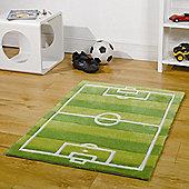 Football Pitch Rug70 x 100 cm