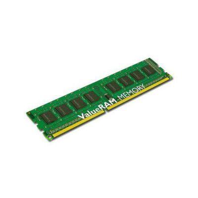 Kingston Technology - Value Ram - 16Gb 1333Mhz Ddr3 Non-Ecc - Cl9 Dimm (Kit Of 2)