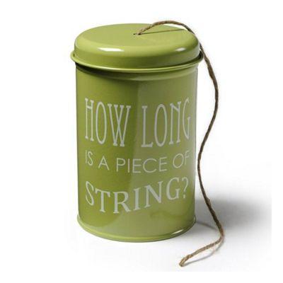 Burgon & Ball Twine in a Tin in Green GYOTWGREEN