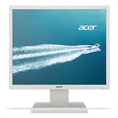 Acer UM.CV6EE.B05 48 cm V6 19-Inch IPS LED Monitor - White