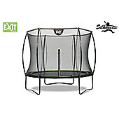 EXIT Black Edition Trampoline 8ft