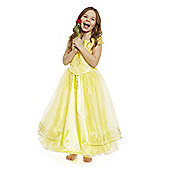 Disney Beauty and the Beast Belle Fancy Dress Costume - Yellow