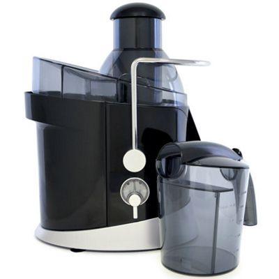 Lloytron Kitchen Perfected 600W 1.3 Litre Fruit Juice Extractor in Black