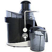 Lloytron Kitchen Perfected 600W 1.3 Litre Fruit Juice Extractor in Black
