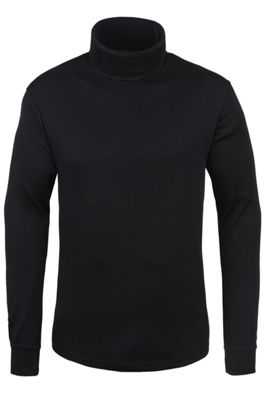 Mountain Warehouse Meribel Mens Cotton Roll Neck Top ( Size: XS )