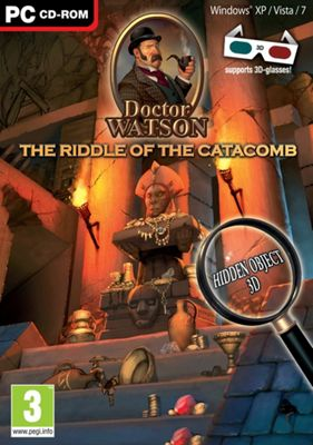 Dr Watson Riddle of Catacomb