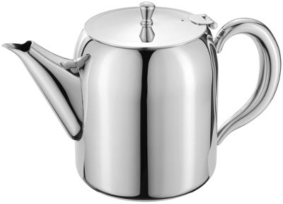 Judge Stainless Steel Teaware Tall Teapot 1.2 Litre 6 Cup