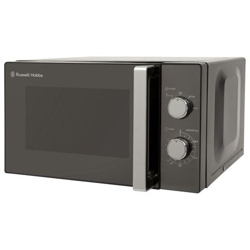 Russell Hobbs RHM2061B Solo Microwave, 20L - Black