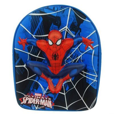 Spiderman 'Spiderweb' 3D EVA Backpack