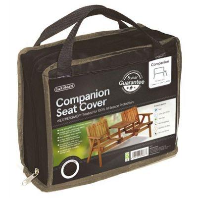 Gardman Companion Seat Cover  Black. Garden Furniture Covers   Home   Garden   Tesco