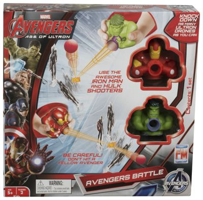 Marvel Avengers Age of Ultron 'Battle' Other Games