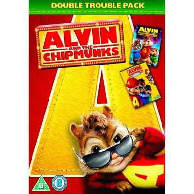 Alvin 1 & 2 (DVD Boxset)