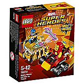 LEGO Super Heroes Mighty Micros: Iron Man vs. Thanos 76072