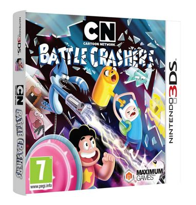 Cartoon Network Battle Crashers (3DS)