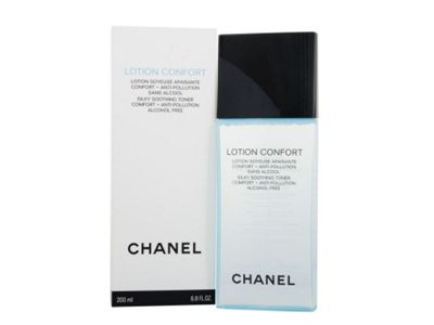 Chanel Lotion Confort Silky Soothing Toner 200ml For Her