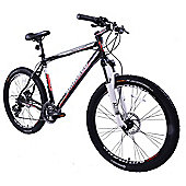 "Ammaco Alpine Expert 26"" Wheel Front Suspension 22"" Frame"