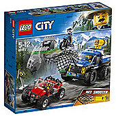 LEGO City Dirt Road Pursuit 60172 Best Price, Cheapest Prices
