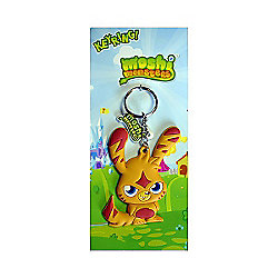 Keyring - Moshi Monsters - ZOMMER - Paper Projects