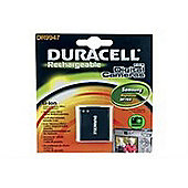 Duracell Digital Camera Battery 3.7v 670mAh 2.5Wh Lithium-Ion (Li-Ion)