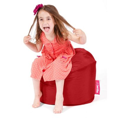 Big Bertha Original™ Indoor / Outdoor Little Bertha Kids Bean Bag - Red