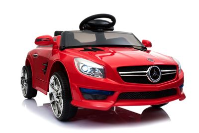Mercedes Electric Ride On Car - SLK S698 Style Kids Car - 12v Motor - Red