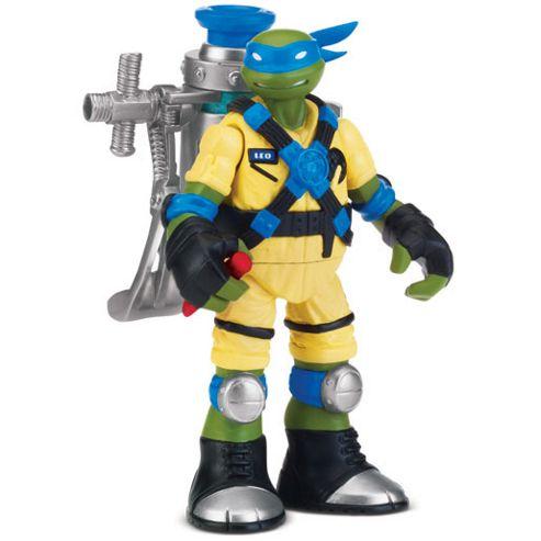 Teenage Mutant Ninja Turtles Action Figure Mutagen Ooze Leo