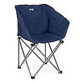 Trial Folding Tub Camping Chair (Blue)