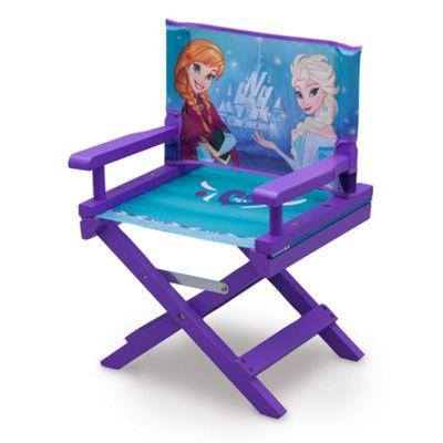 Delta Children Disney Frozen Directors Childs Toddler Chair
