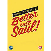 Better Call Saul: Seasons 1-3 Dvd 7Disc
