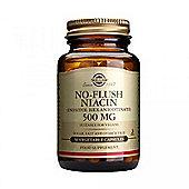 Solgar No-Flush Niacin 500mg Vegicaps 50