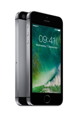 SIM Free iPhone SE 32GB Space Grey