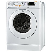 Indesit Innex Washer Dryer, XWDE 861680X W UK, 8KG load, with 1600 rpm - White