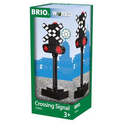 Brio 33862 Crossing Sign