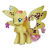 My Little Pony Cutie Mark Magic Friendship Charm Wings Fluttershy Figure