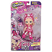 Shopkins Shoppies Wild Style Pirouetta Cat Doll