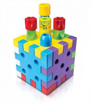 Quercetti Prime Construction Qubo Box - Construction