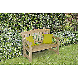 Forest Garden Harvington 4ft Bench