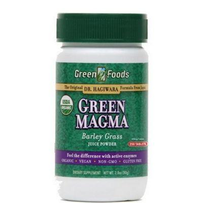 Green Magma, 250