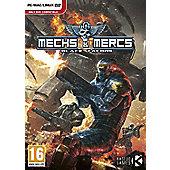 Mechs & Mercs Black Talons - PC