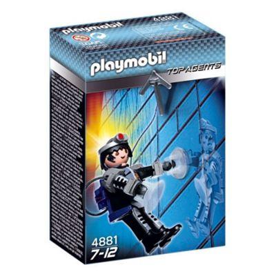 Playmobil Secret Agent
