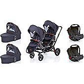 ABC Design Zoom Travel System Twin Bundle (Street)