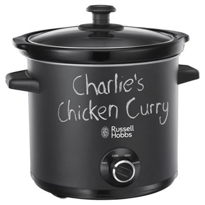 Russell Hobbs Chalk Board Slow Cooker 24180
