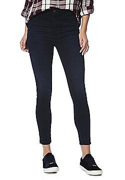 F&F Contour Modal Blend Skinny Jeans with LYCRA® BEAUTY - Blue black