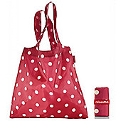 Reisenthel Mini Maxi Shopper in Ruby Red Spots