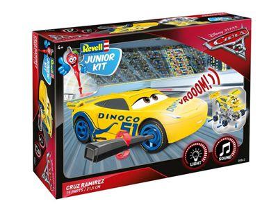 Revell Cars 3 Cruz Ramirez Junior Kit