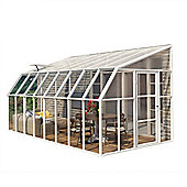 Rion Sun Room 8x16 White Clear